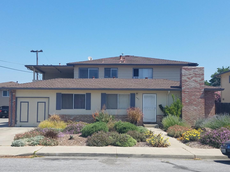 متعددة للعائلات الرئيسية للـ Sale في 645 Azara Place Sunnyvale, California 94086 United States