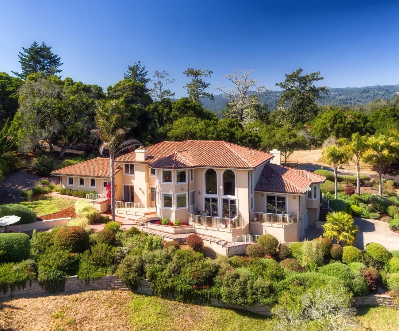 一戸建て のために 売買 アット 901 Moon Valley Ranch Road Watsonville, カリフォルニア 95076 アメリカ合衆国