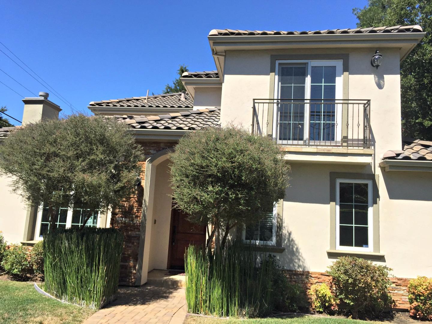 Single Family Home for Rent at 151 Giffin Road Los Altos, California 94022 United States