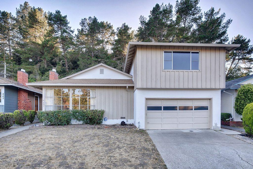 Single Family Home for Sale at 451 Madison Avenue San Bruno, California 94066 United States