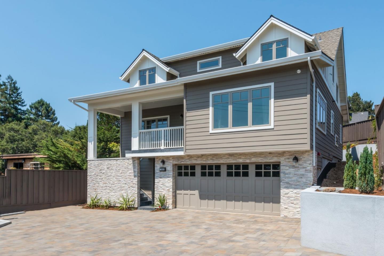 獨棟家庭住宅 為 出售 在 1808 Miller Avenue 1808 Miller Avenue Belmont, 加利福尼亞州 94002 美國