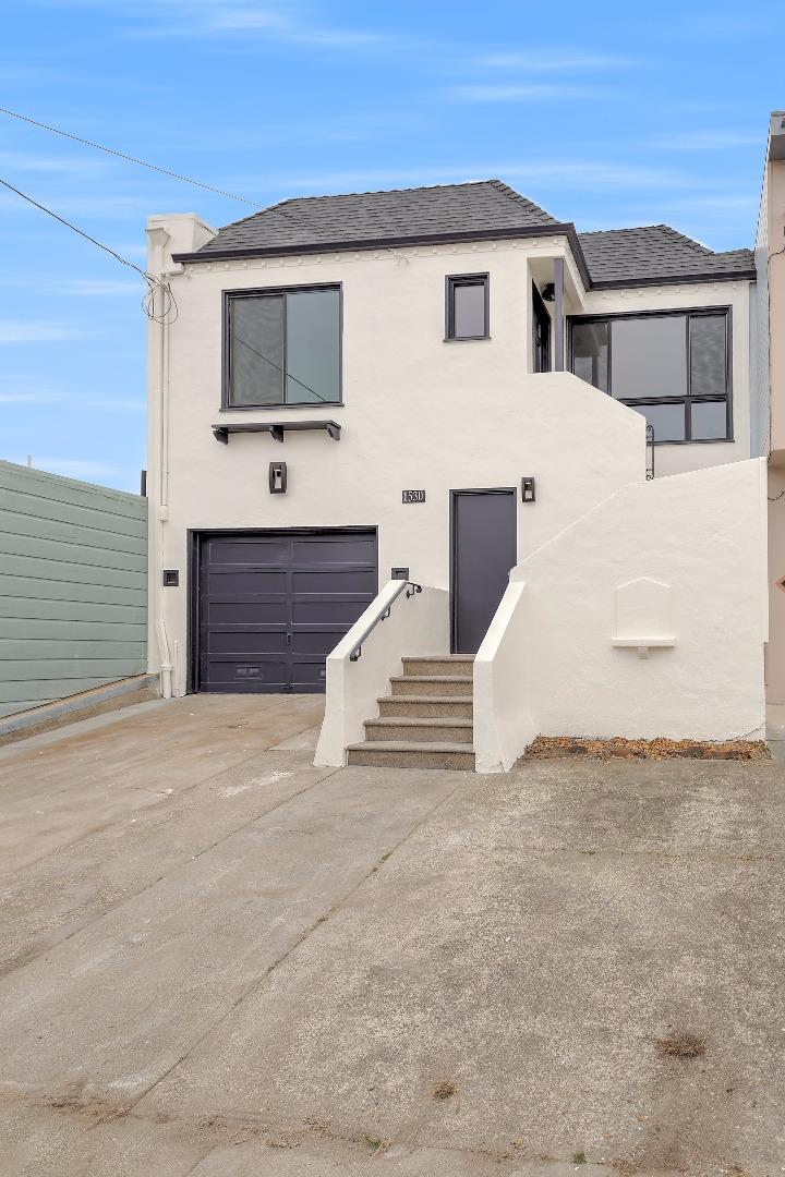 1530 45th Avenue, SAN FRANCISCO, CA 94122