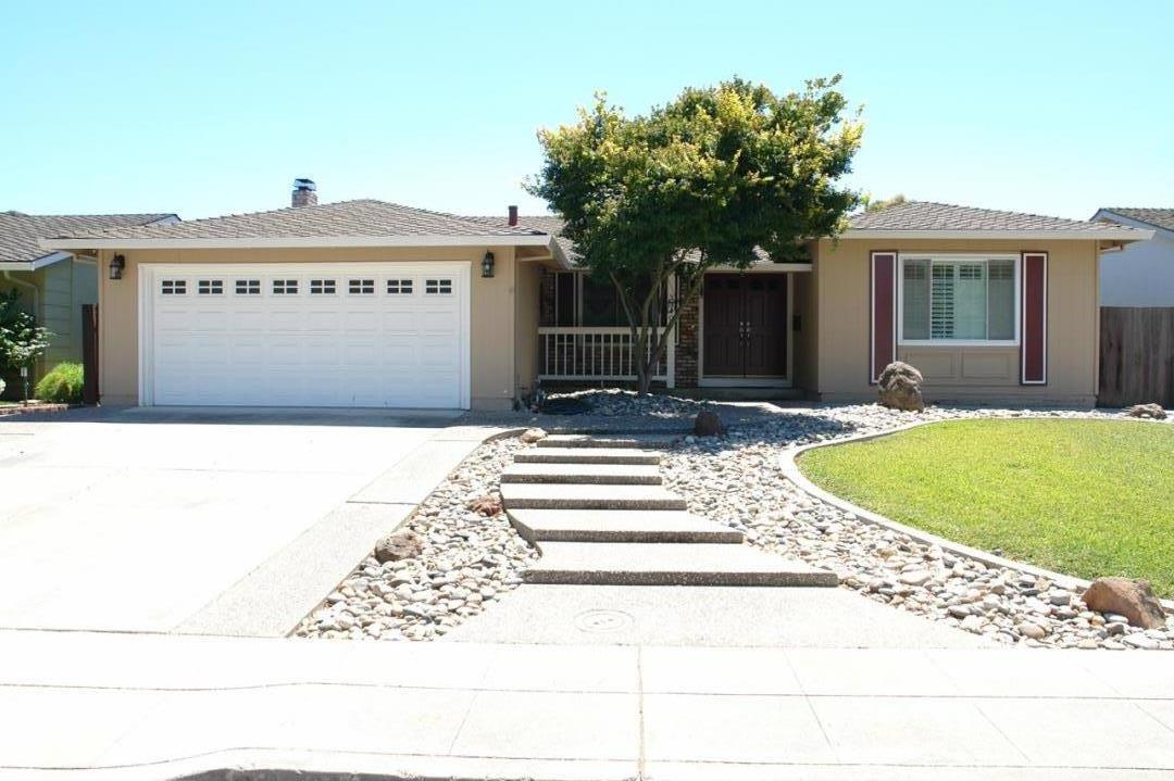 Single Family Home for Sale at 3540 Butcher Drive Santa Clara, California 95051 United States