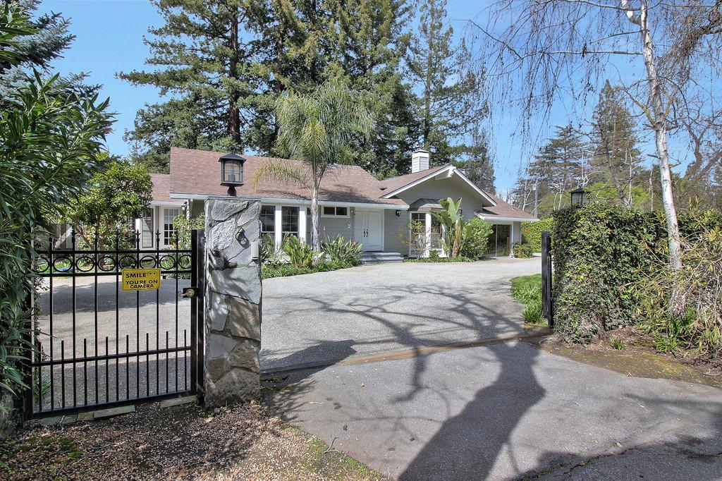 6 TUSCALOOSA Avenue, ATHERTON, CA 94027