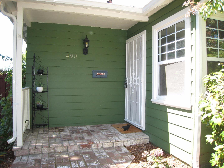 Частный односемейный дом для того Продажа на 498 Vine Avenue Sunnyvale, Калифорния 94086 Соединенные Штаты
