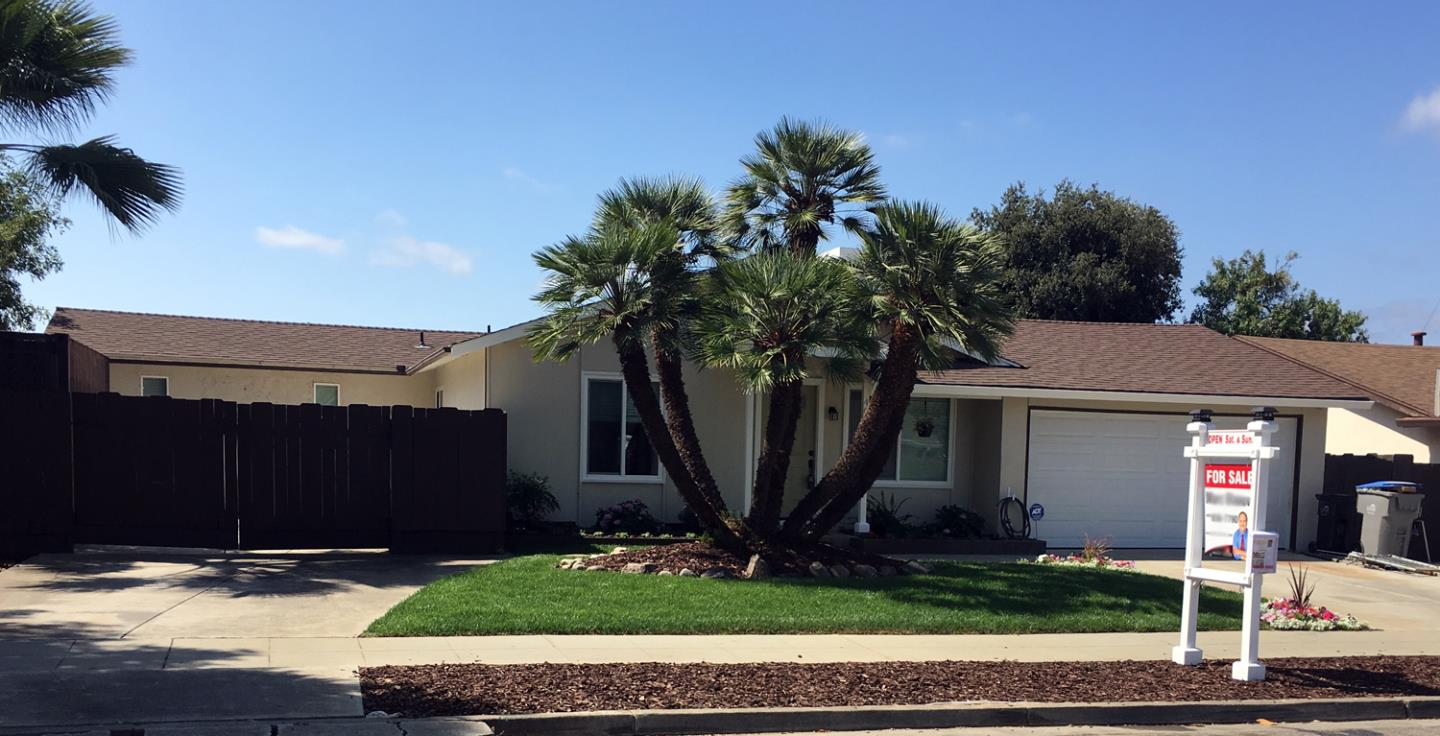 Single Family Home for Sale at 4085 Ambler Way San Jose, California 95111 United States