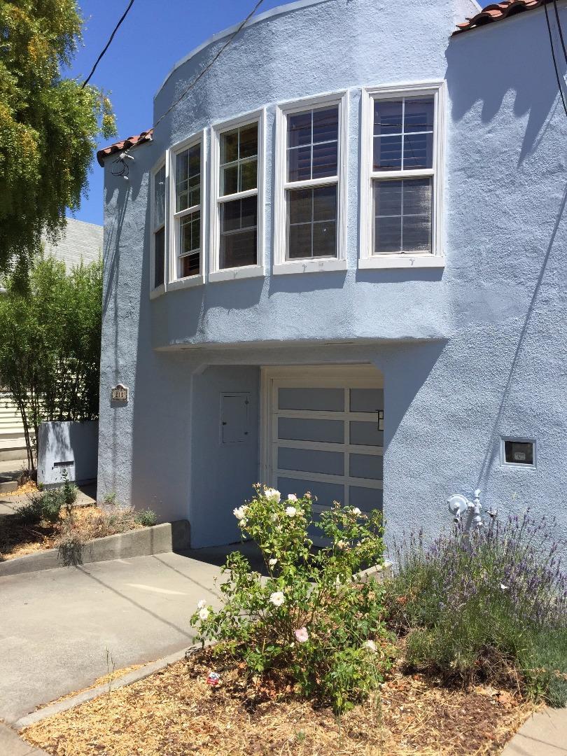 獨棟家庭住宅 為 出租 在 210 Poplar Avenue San Bruno, 加利福尼亞州 94066 美國