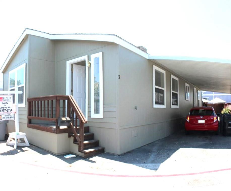 واحد منزل الأسرة للـ Sale في 580 Ahwanee Avenue Sunnyvale, California 94086 United States