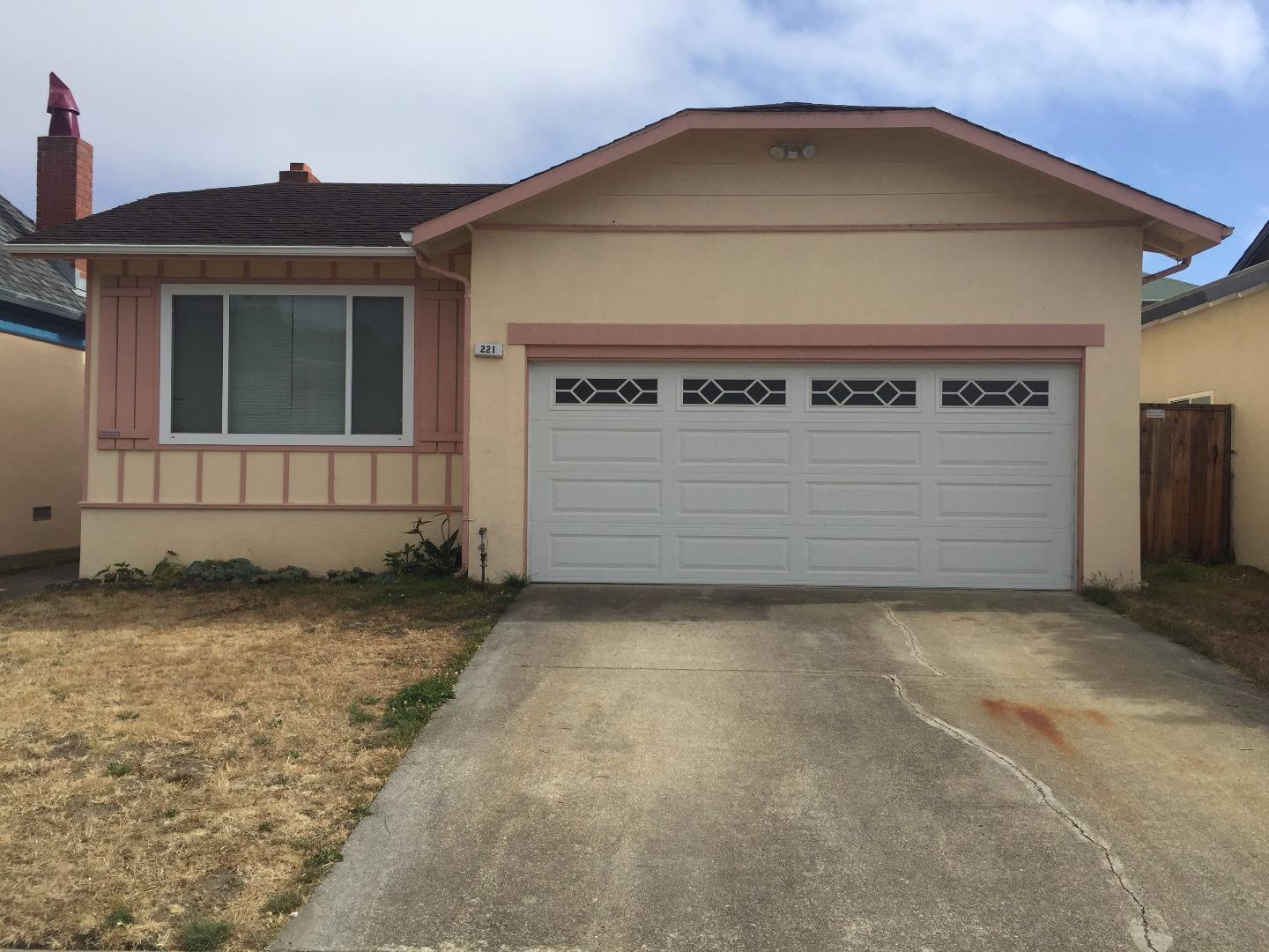 Single Family Home for Sale at 221 Forest Park Drive Pacifica, California 94044 United States