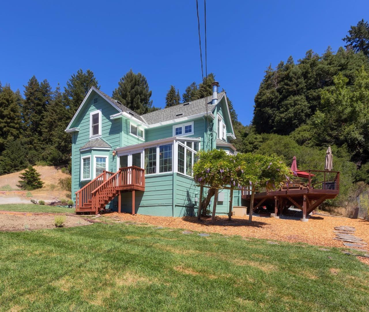 1299 Granite Creek Road, SANTA CRUZ, CA 95065