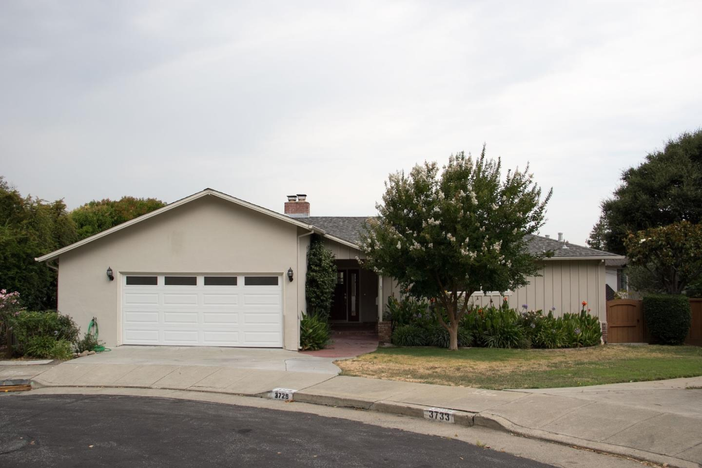 Single Family Home for Rent at 3729 Sky Court San Mateo, California 94403 United States
