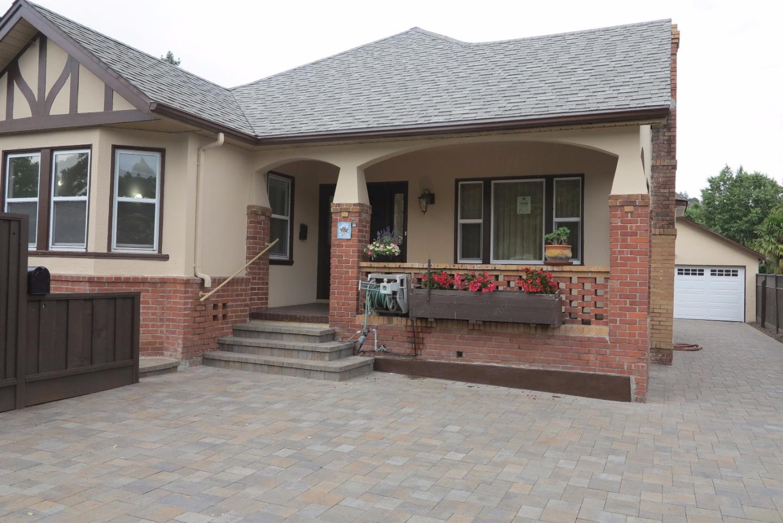獨棟家庭住宅 為 出租 在 1642 Ralston Avenue Belmont, 加利福尼亞州 94002 美國