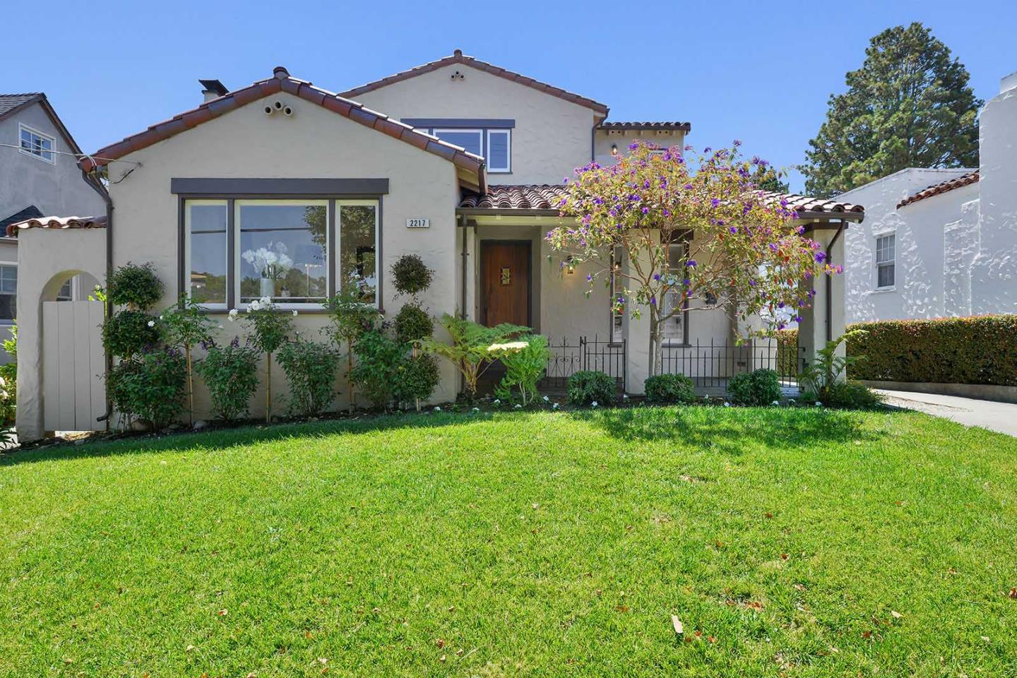 Single Family Home for Sale at 2217 Adeline Drive Burlingame, California 94010 United States