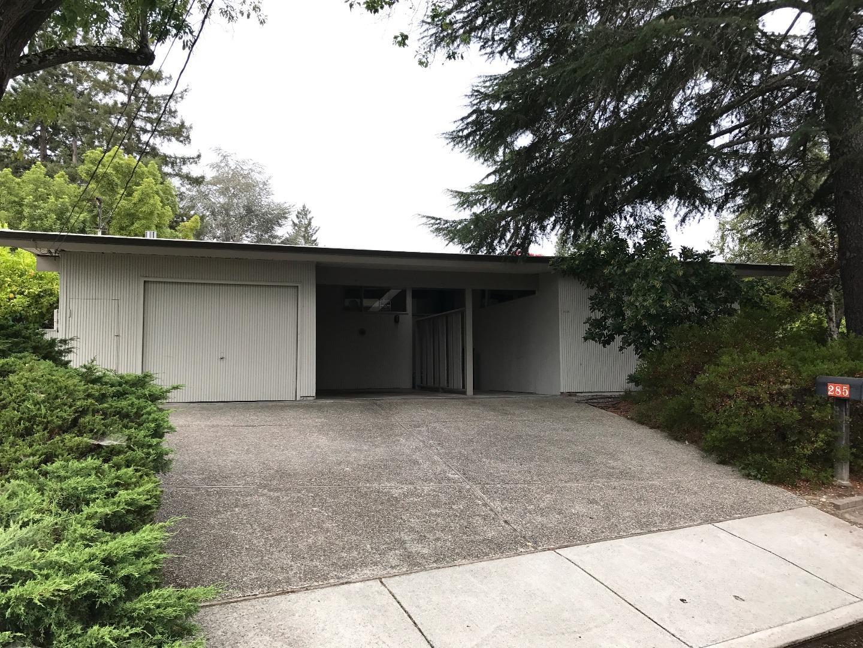 一戸建て のために 賃貸 アット 285 La Mesa Drive Portola Valley, カリフォルニア 94028 アメリカ合衆国