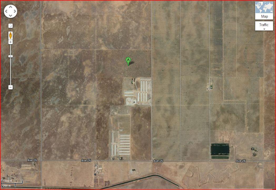 Land for Sale at 30150005 Avenue 26 30150005 Avenue 26 Chowchilla, California 93610 United States