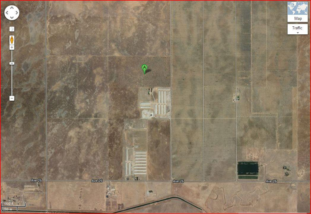 Land for Sale at 30150005 Avenue 26 30150005 Avenue 26 Chowchilla, California 93610 United States