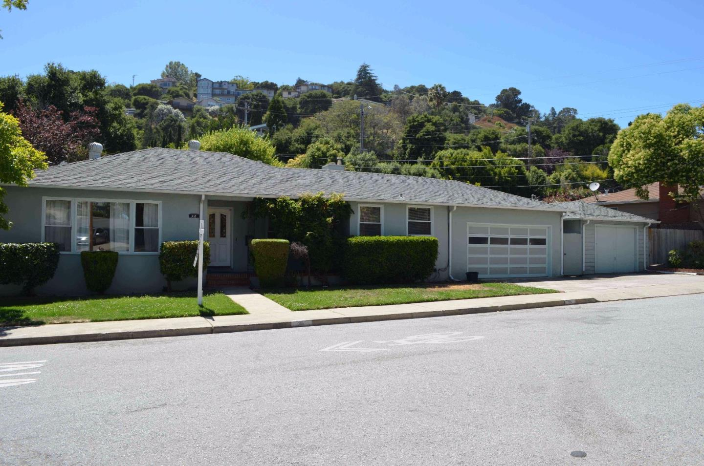Single Family Home for Rent at 96 Cedar Street San Carlos, California 94070 United States