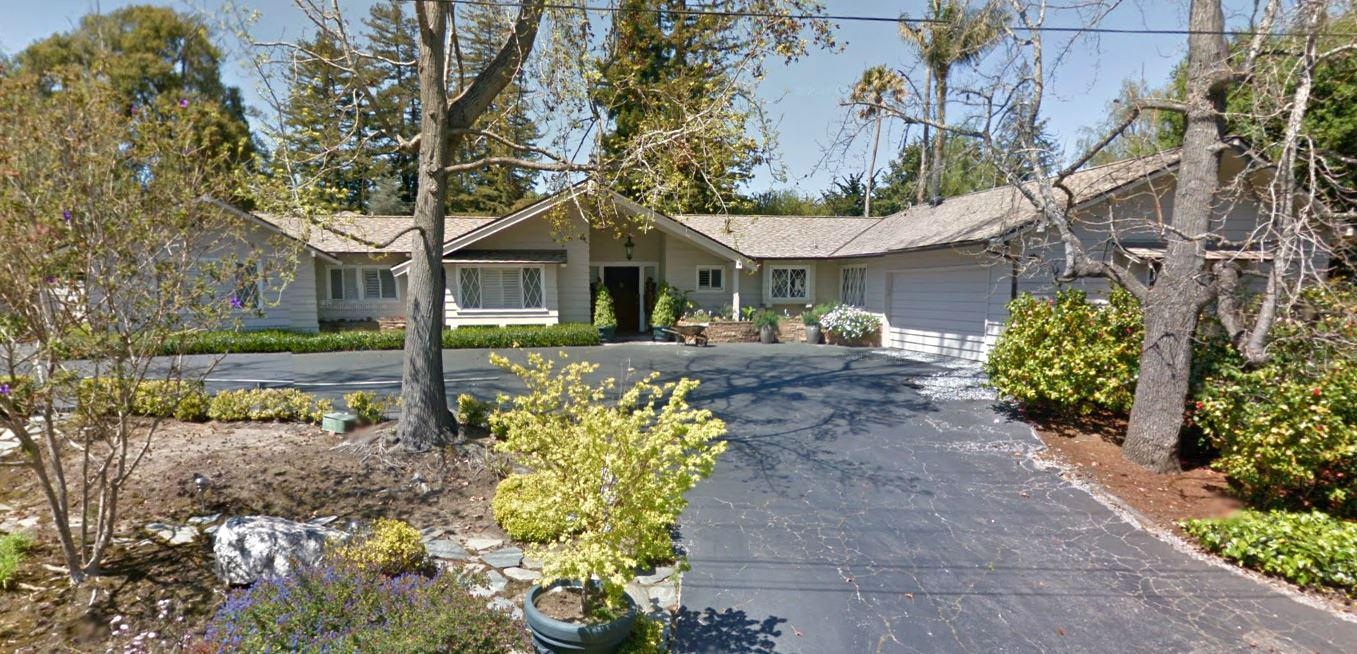 Single Family Home for Rent at 1950 Willow Road Hillsborough, California 94010 United States