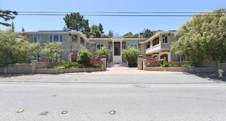 Maison unifamiliale pour l Vente à 350 Alameda De Las Pulgas Redwood City, Californie 94062 États-Unis