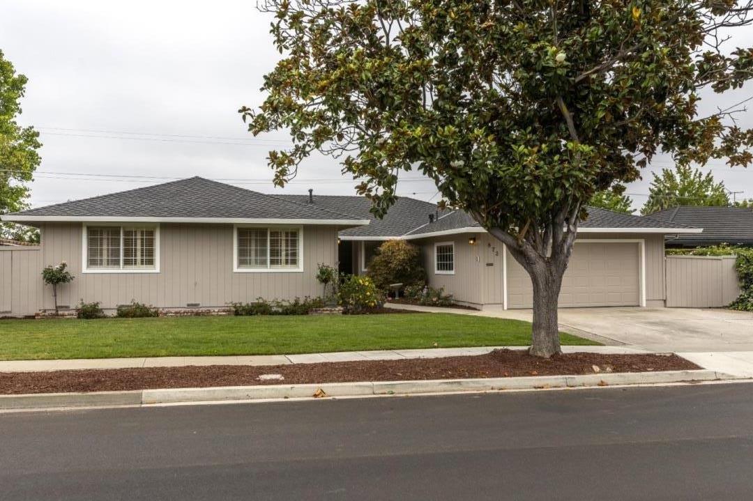873 Cascade Drive, SUNNYVALE, CA 94087