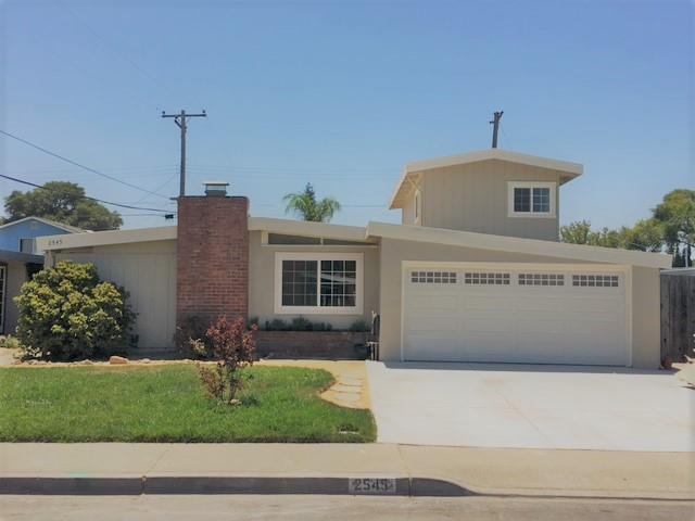 2545 Hayward Drive, SANTA CLARA, CA 95051