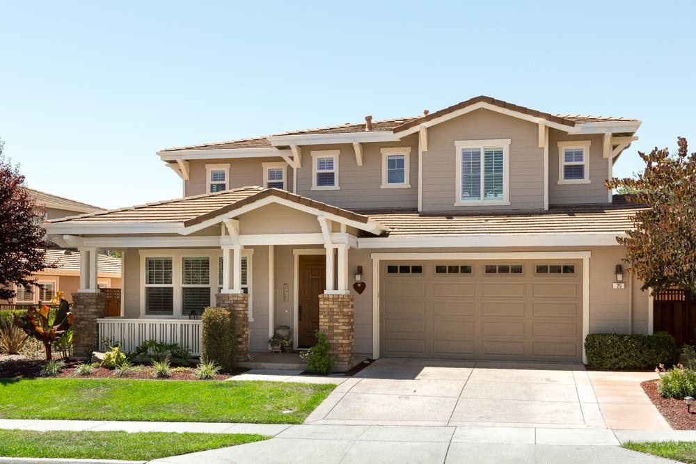 Einfamilienhaus für Verkauf beim 25 Deerfield Drive 25 Deerfield Drive Scotts Valley, Kalifornien 95066 Vereinigte Staaten