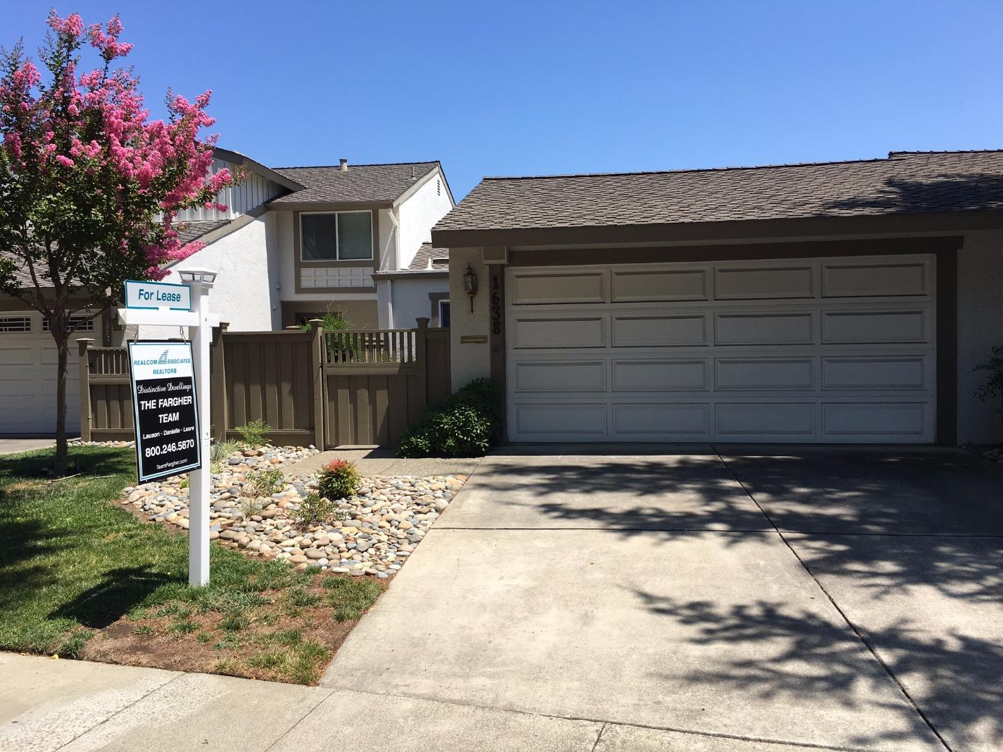 Townhouse for Rent at 1638 Belleville Way Sunnyvale, California 94087 United States