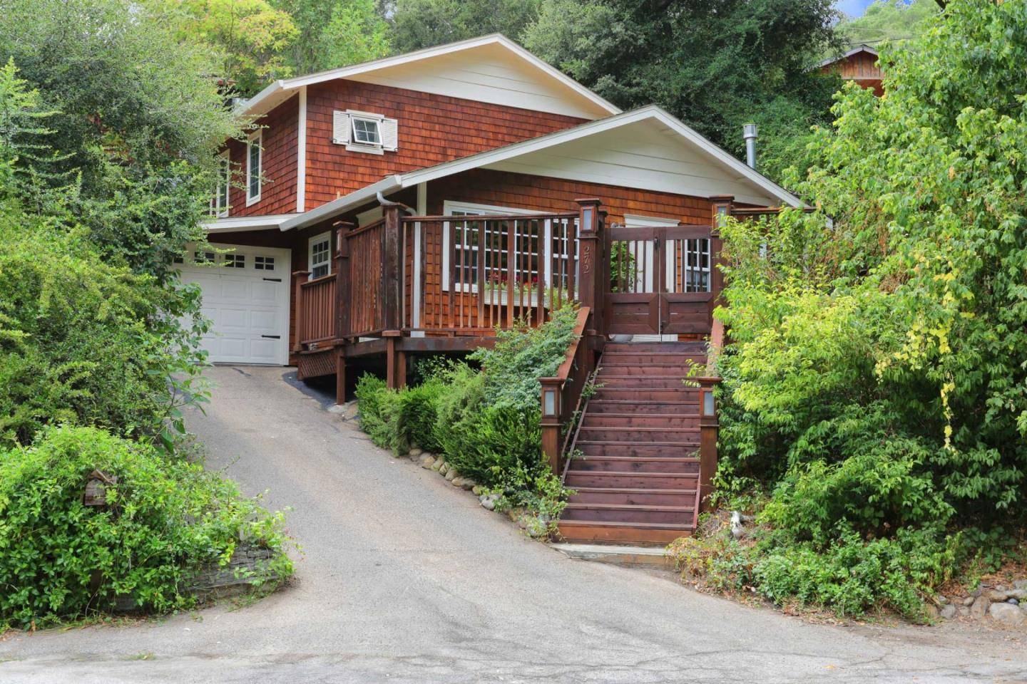 Single Family Home for Sale at 272 Hart Lane Ben Lomond, California 95005 United States