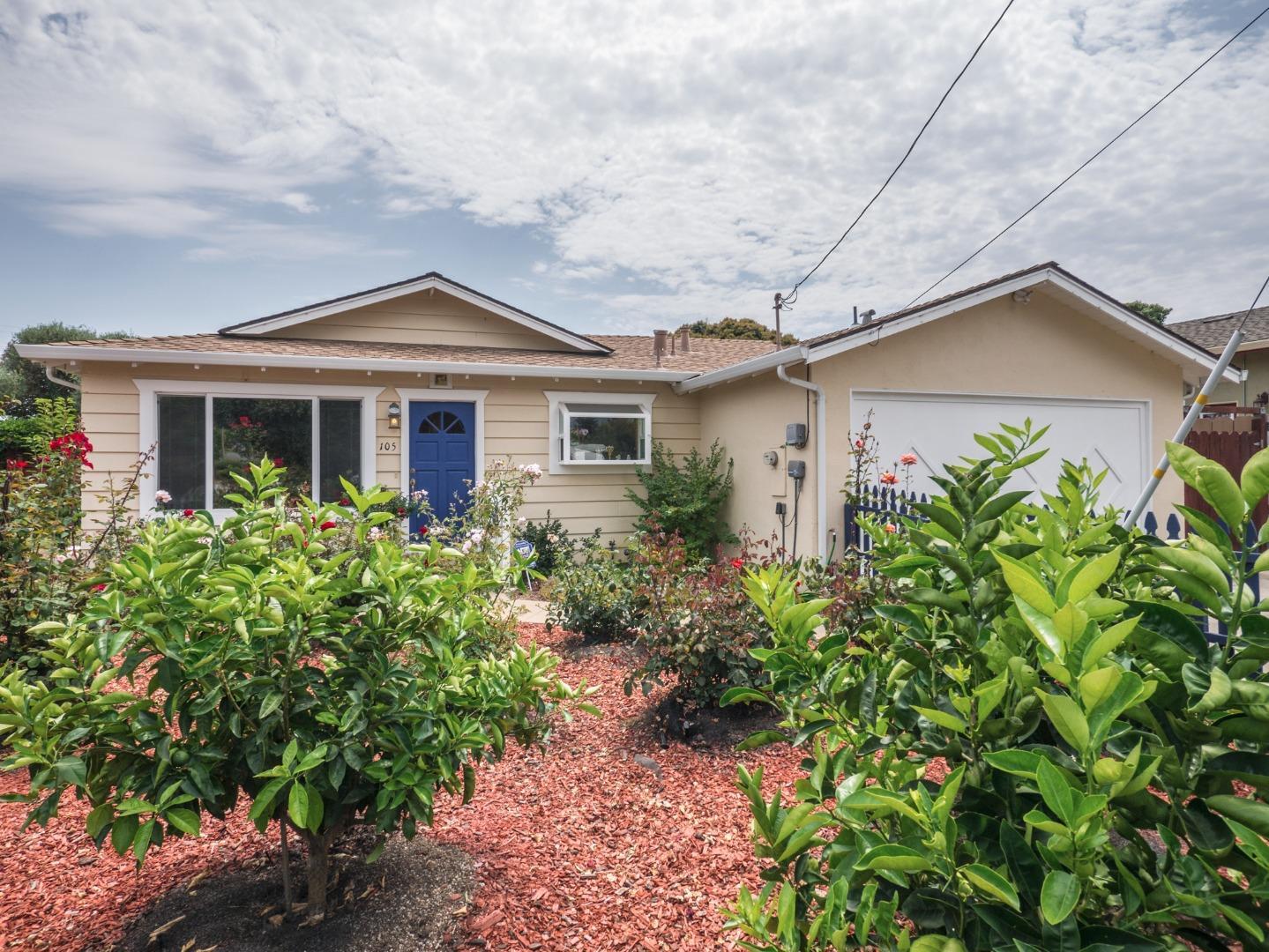 Single Family Home for Sale at 105 Rainbow Lane 105 Rainbow Lane Corralitos, California 95076 United States
