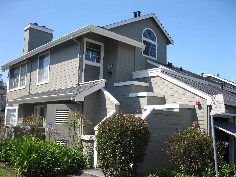 Maison accolée pour l Vente à 1618 Graystone Lane 1618 Graystone Lane Daly City, Californie 94014 États-Unis