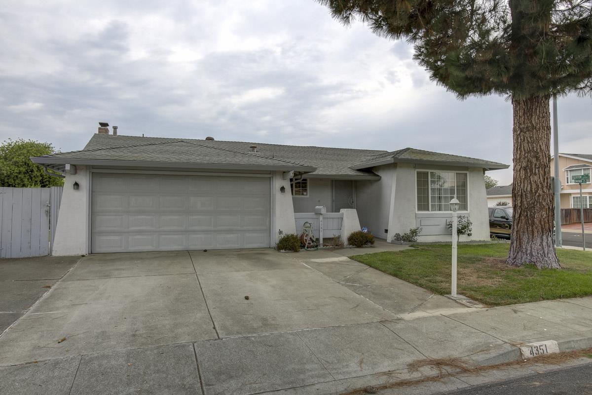 4351 Darwin Drive, FREMONT, CA 94555