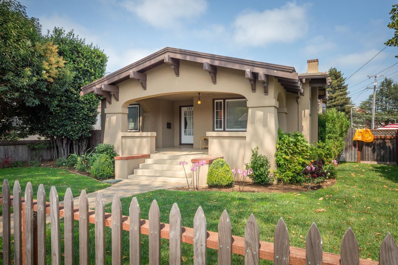 Многосемейный дом для того Продажа на 502 N Claremont Street San Mateo, Калифорния 94401 Соединенные Штаты
