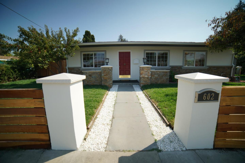 602 Cypress Avenue, SUNNYVALE, CA 94085