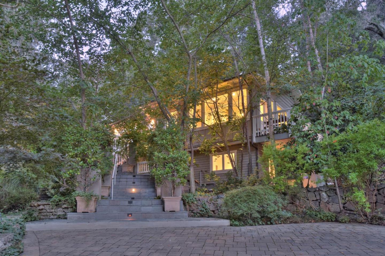 獨棟家庭住宅 為 出售 在 1077 Portola Road Portola Valley, 加利福尼亞州 94028 美國
