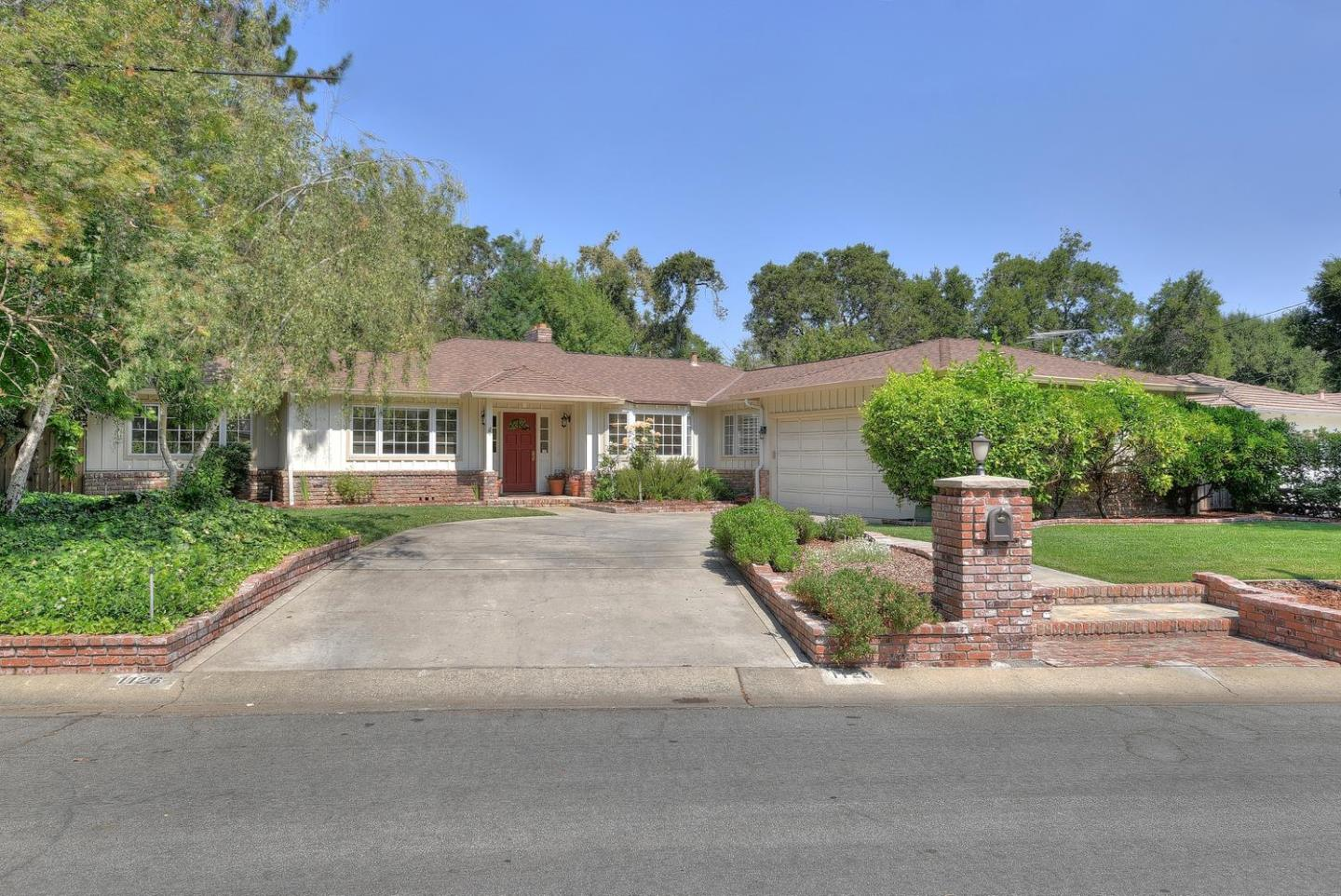 Single Family Home for Sale at 1126 Laureles Drive Los Altos, California 94022 United States