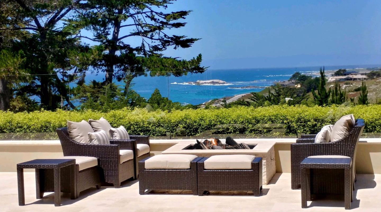Casa Unifamiliar por un Venta en 1139 Portola Road 1139 Portola Road Pebble Beach, California 93953 Estados Unidos