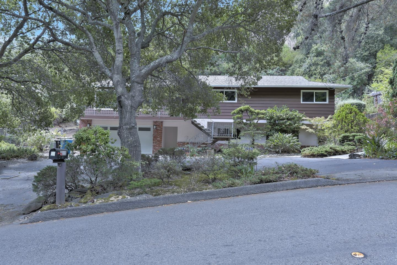 Casa Unifamiliar por un Venta en 3111 Canyon Road Burlingame, California 94010 Estados Unidos