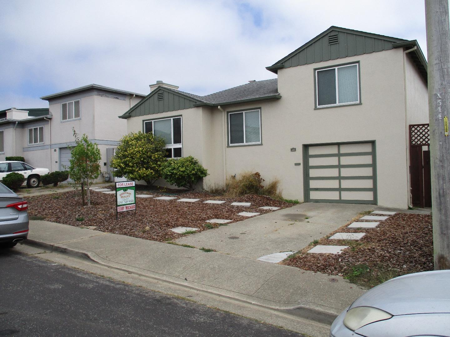 Single Family Home for Rent at 286 Westview South San Francisco, California 94080 United States