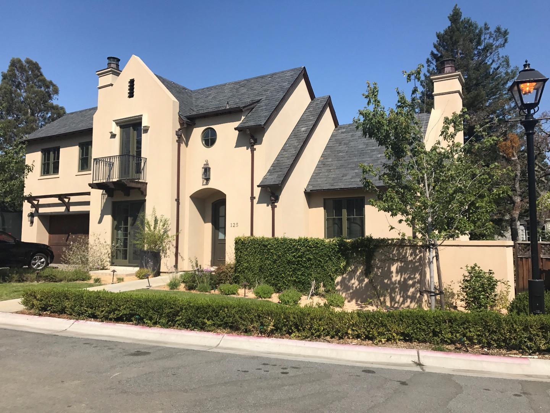 一戸建て のために 賃貸 アット 125 Royal Oaks Court 125 Royal Oaks Court Menlo Park, カリフォルニア 94025 アメリカ合衆国