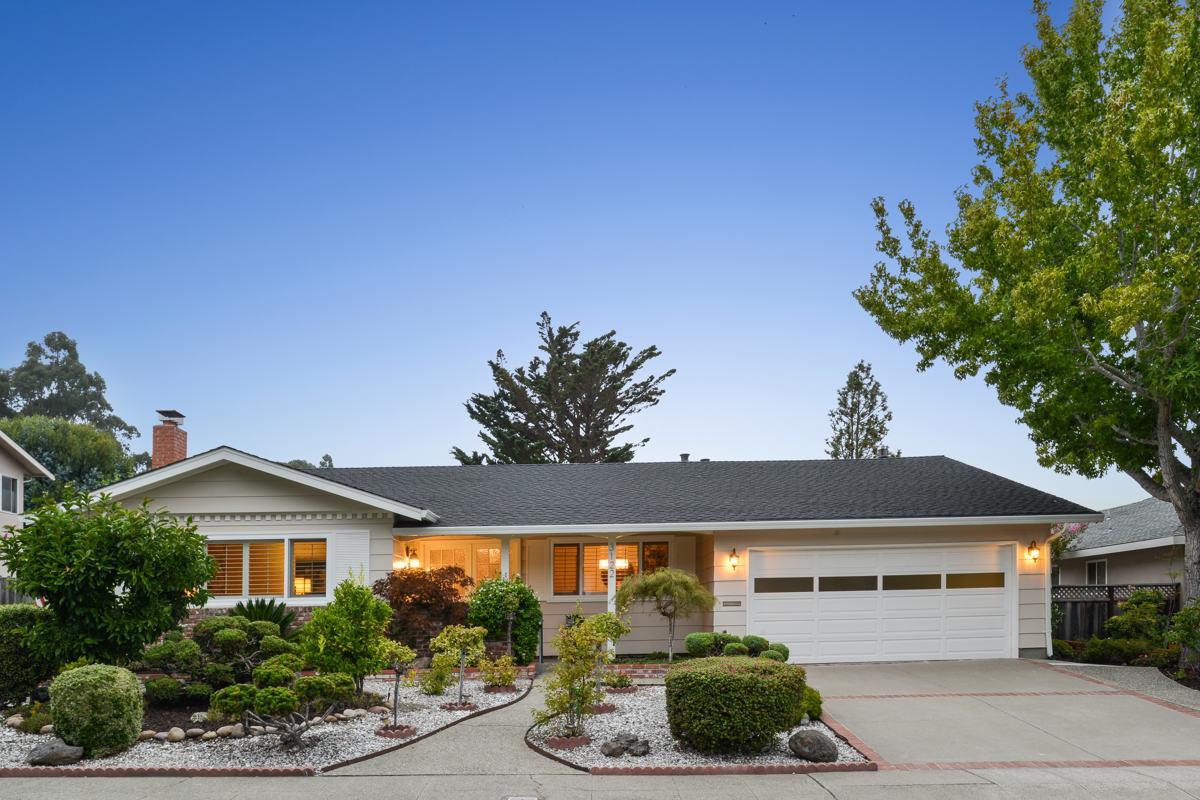 一戸建て のために 売買 アット 3122 Margarita Avenue Burlingame, カリフォルニア 94010 アメリカ合衆国