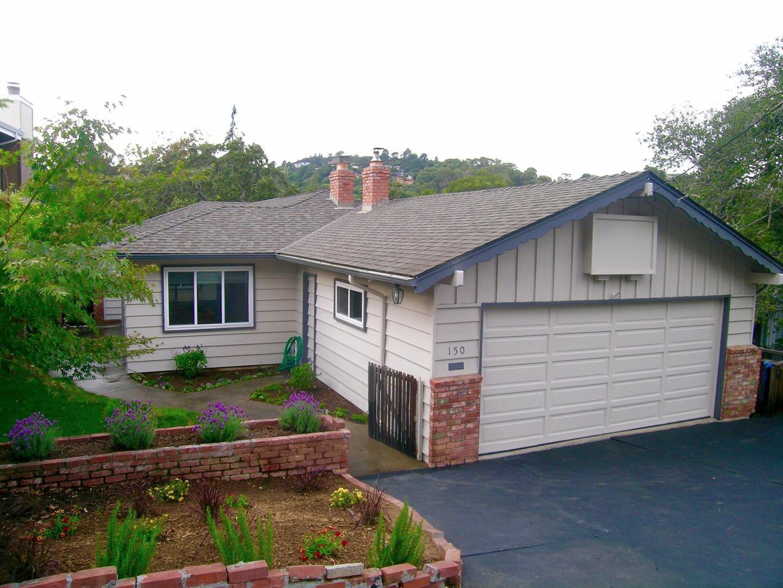 150 Manor Drive, SAN CARLOS, CA 94070