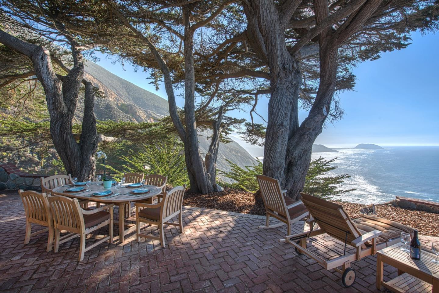 Single Family Home for Sale at 40990 Highway 1 Big Sur, California 93920 United States