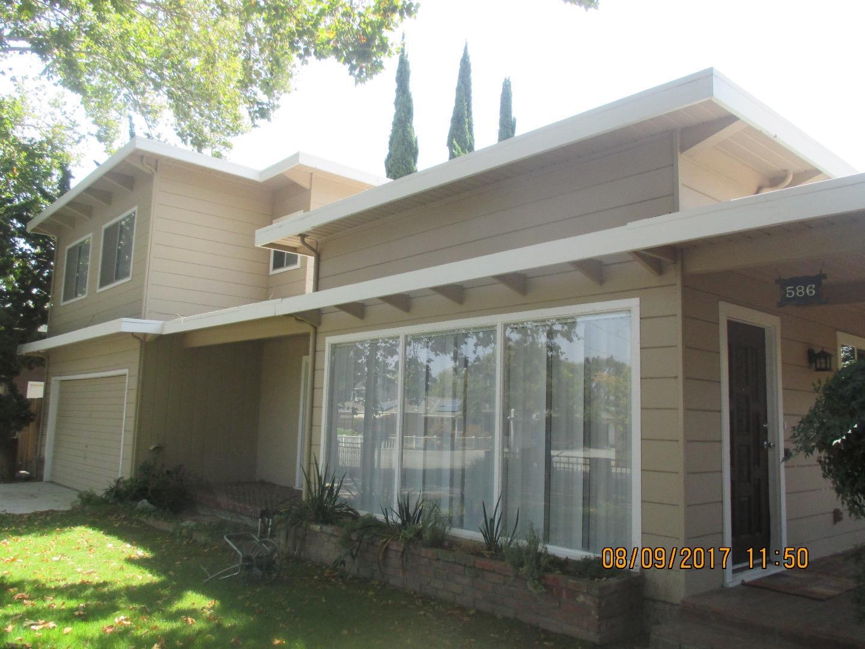 586 Sunnymount Avenue, SUNNYVALE, CA 94087