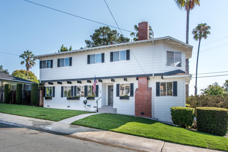 一戸建て のために 売買 アット 1011 VILLA Avenue Belmont, カリフォルニア 94002 アメリカ合衆国
