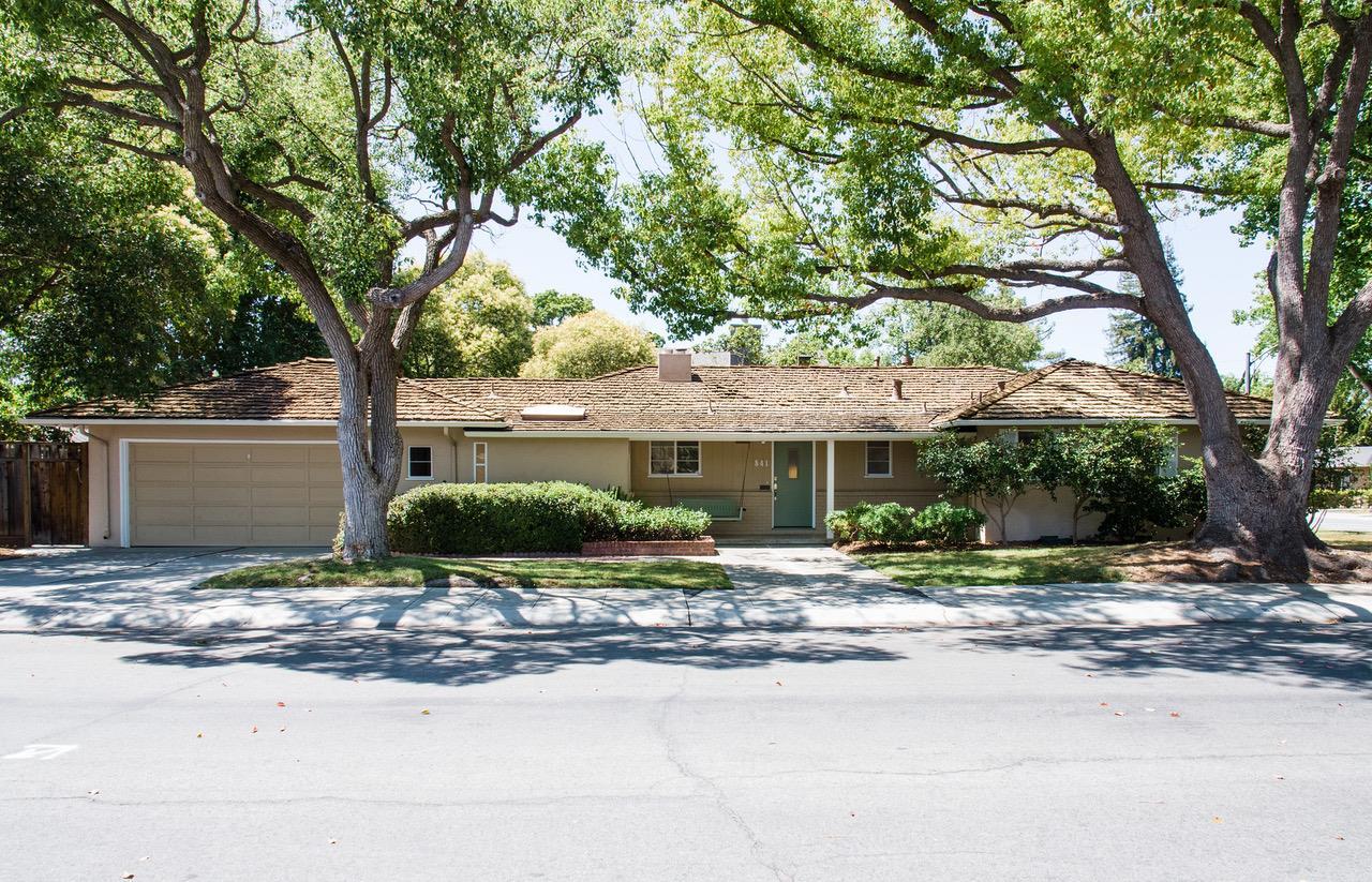 841 Seale Avenue, PALO ALTO, CA 94303