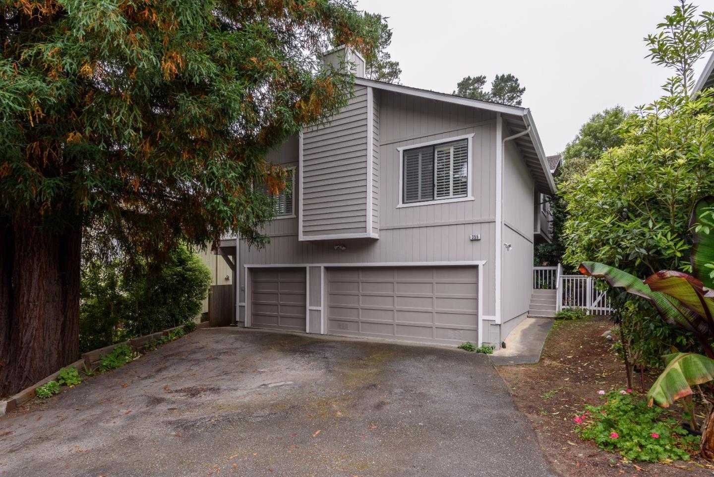 Частный односемейный дом для того Продажа на 355 Avenue Portola El Granada, Калифорния 94019 Соединенные Штаты
