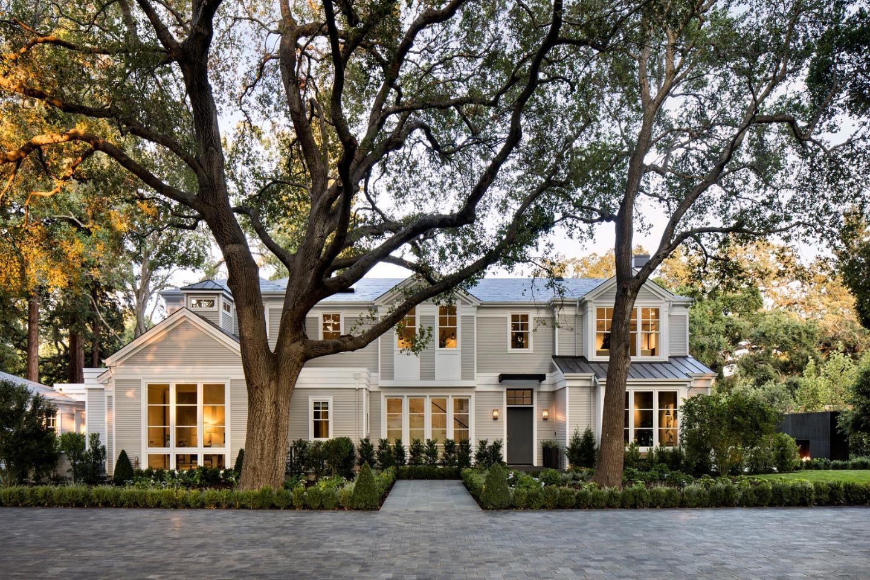 獨棟家庭住宅 為 出售 在 43 Tuscaloosa Avenue Atherton, 加利福尼亞州 94027 美國