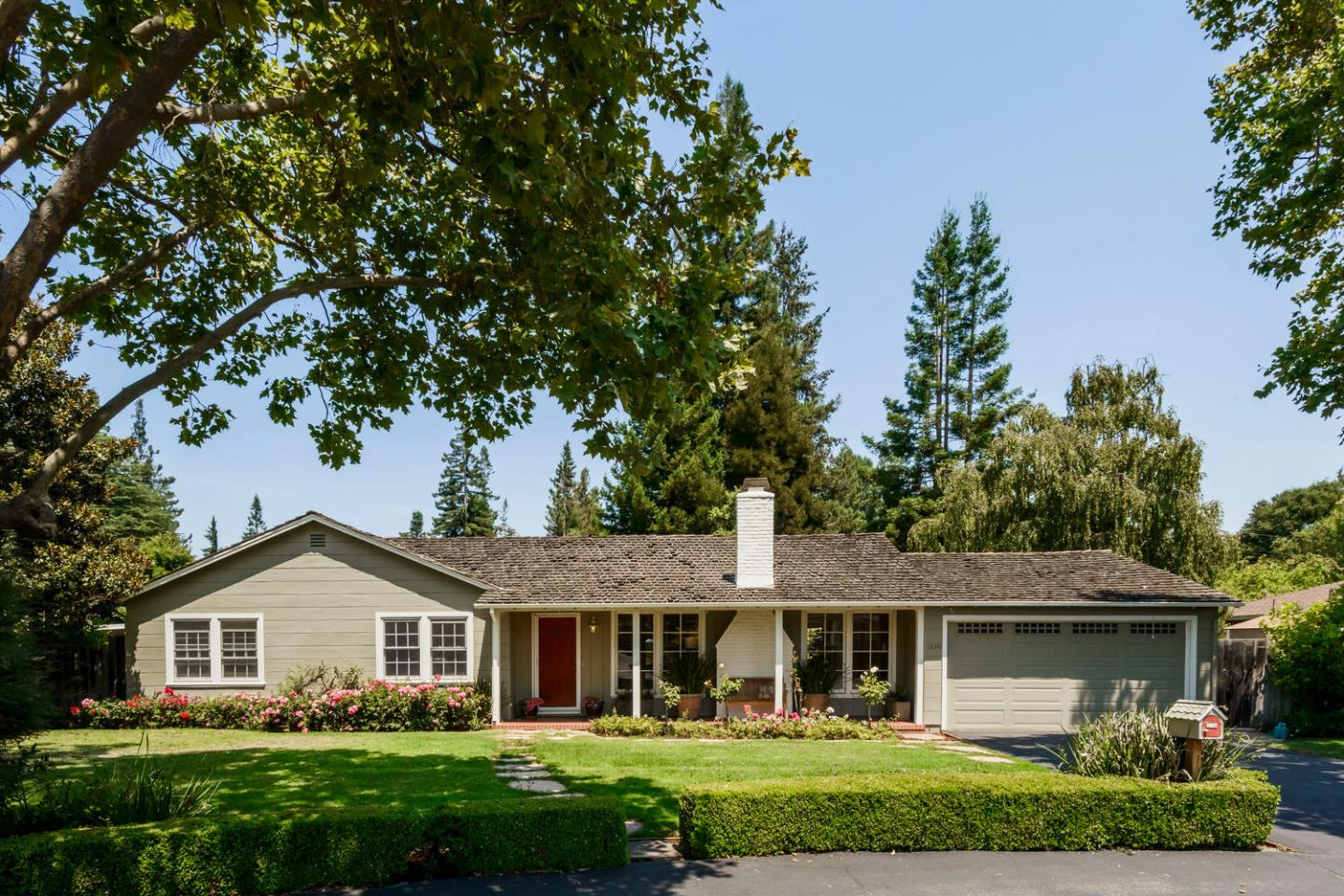 1220 Hermosa Way, MENLO PARK, CA 94025