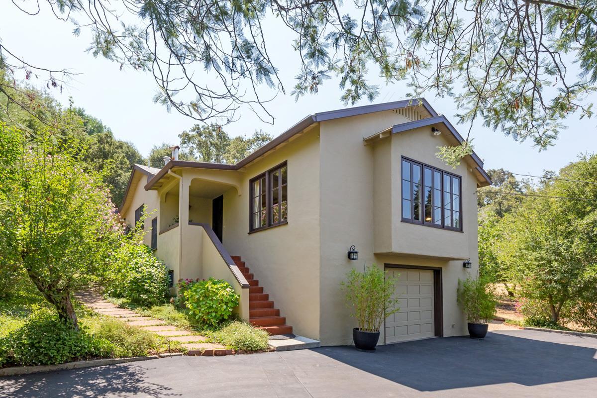 獨棟家庭住宅 為 出售 在 119 Brookside Drive Portola Valley, 加利福尼亞州 94028 美國