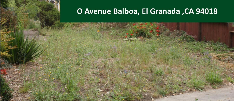 0 Avenue Balboa, EL GRANADA, CA 94018